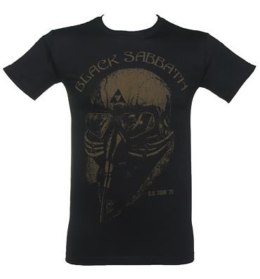 Men's Black Sabbath Tour T-Shirt