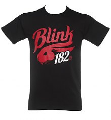 Men's Blink 182 Champ T-Shirt [View details]