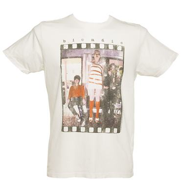 Men's Blondie Photographic T-Shirt from Junk Food