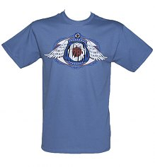 Men's Blue The Who Pinball Wizard T-Shirt [View details]