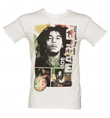 Men's Bob Marley 56 Hope Road T-Shirt [View details]