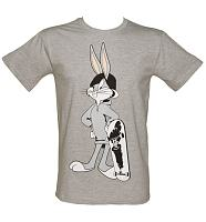 Men's Bugs Bunny Skater T-Shirt from Sticks and Stones
