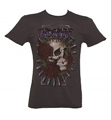 Men's Charcoal Cries In Vain Bullet For My Valentine T-Shirt from Amplified Vintage [View details]