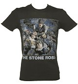 Men's Charcoal The Stone Roses Don't Stop T-Shirt from Amplified Vintage