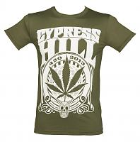Men's Cypress Hill 420 2013 T-Shirt