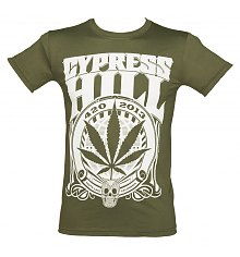 Men's Cypress Hill 420 2013 T-Shirt [View details]