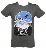 Men's Dark Heather E.T. The Extra-Terrestrial T-Shirt