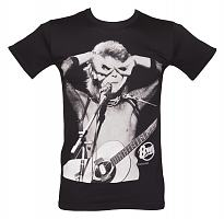 Men's David Bowie Acoustics T-Shirt