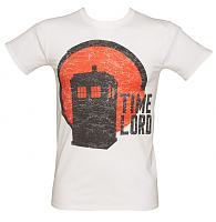 Men's Doctor Who Time Lord T-Shirt