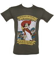 Men's Dogtanian And The Three Muskehounds T-Shirt