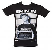 Men's Eminem Arrest T-Shirt