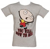 Men's Family Guy Bow To Me T-Shirt