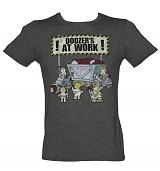 Men's Fraggle Rock Doozers At Work T-Shirt