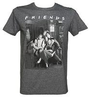 Men's Friends Vintage T-Shirt