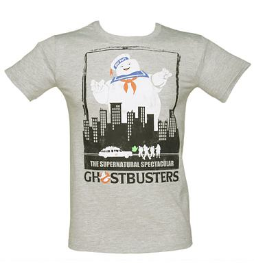 Men's Ghostbusters Supernatural Spectacular T-Shirt