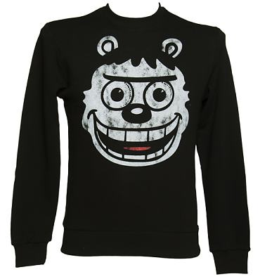 Men's Gnasher Face Beano Sweater