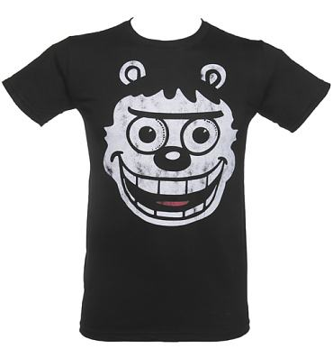 Men's Gnasher Face Beano T-Shirt