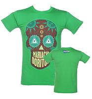 Men's Green Doritos Mariachi T-Shirt