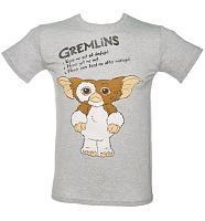 Men's Gremlins Rules T-Shirt from Sticks and Stones