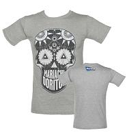 Men's Grey Doritos Mariachi T-Shirt