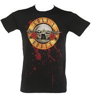Men's Guns N Roses Bullet T-Shirt