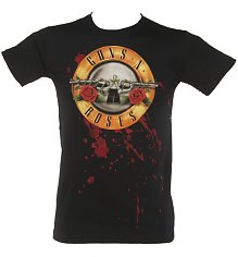 Men's Guns N Roses Bullet T-Shirt [View details]