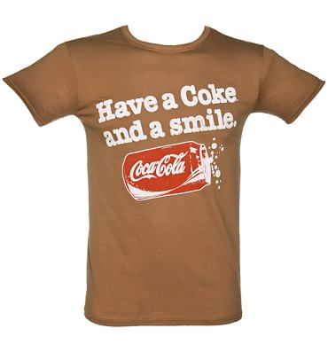Men's Have A Coke And A Smile T-Shirt