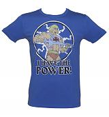 Men's He-Man I Have The Power Vintage T-Shirt