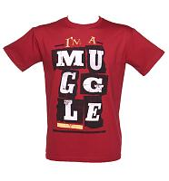 Men's I'm A Muggle Harry Potter T-Shirt