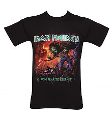 Men's Iron Maiden From Fear To Eternity T-Shirt [View details]