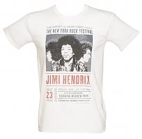 Men's Jimi Hendrix Experience NY Rock T-Shirt
