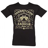Men's Johnny Cash American Rebel T-Shirt