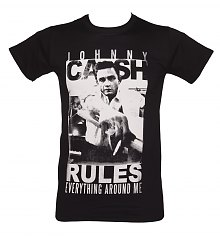 Men's Johnny Cash Rules T-Shirt [View details]