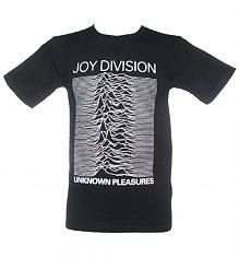 Men's Joy Division Unknown Pleasures T-Shirt [View details]