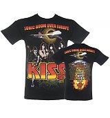 Men's KISS Europe Tour T-Shirt