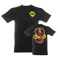 Men's Karate Kid Cobra Kai Fist Logo T-Shirt