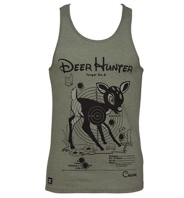 Men's Khaki Deer Hunter Vest from Chunk