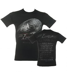 Men's Led Zeppelin LA 1977 Tour T-Shirt [View details]