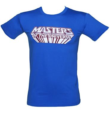 Men's Masters of the Universe Logo T-Shirt