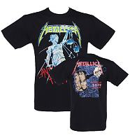 Men's Metallica Justice For All T-Shirt