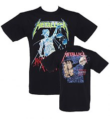 Men's Metallica Justice For All T-Shirt [View details]