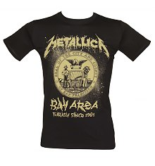 Men's Metallica Original Crest T-Shirt [View details]