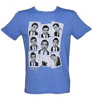 Men's Mr Bean Passport Photo T-Shirt