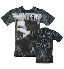 Men's Pantera Vulgar All Over Print T-Shirt [View details]