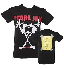 Men's Pearl Jam Stickman T-Shirt [View details]