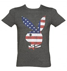 Men's Playboy USA Shirt T-Shirt [View details]
