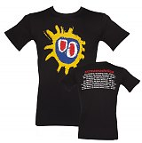 Men's Primal Scream Screamadelica Front And Back Print T-Shirt