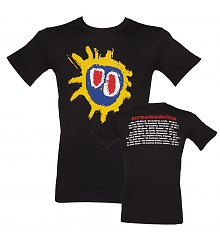 Men's Primal Scream Screamadelica Front And Back Print T-Shirt [View details]