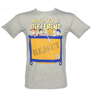 Men's Proud To Be Different Raggy Dolls Reject Bin T-Shirt