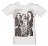 Men's Queen Retro Photo T-Shirt